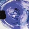 Acrylic and gloss paint on linen, 200x50cm, balance painting