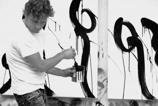 zwart wit foto julius roger maakt zw wit