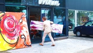 start expositie Berden Sittard